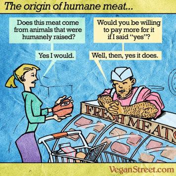 Vegan activism
